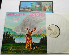 LITTLE FEAT Hoy hoy! GERMANY Orig 2xLP + BOOKLET WARNER WB 66100 (1981) NMINT