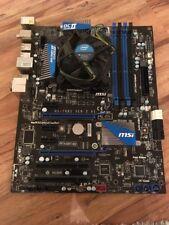 MSI P67A-GD53 (B3) LGA 1155 Intel P67 SATA 6Gb/s USB 3.0 ATX Intel Motherboard