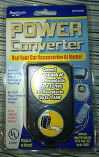 Roadmaster Power Converter RPS1000 Convert 110V AC to 12V 1 AMP DC Adapter