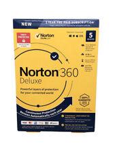Norton 360 Deluxe 5-Device