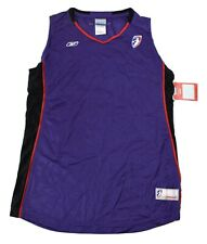 Reebok Youth Girls WNBA Sacramento Monarchs Blank Basketball Jersey New XL(16)