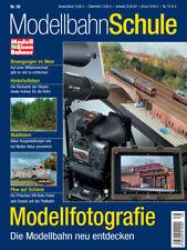 MEB modelo ferroviario escuela 38-modelo de fotografía