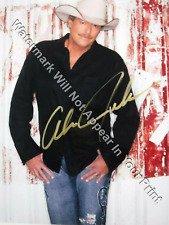 Alan Jackson 1 Signed Reprint Country Music CMA Matted/Unmatted Photo