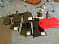 Percussion Rack/ Cowbells, Lp Jam Block