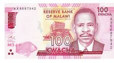 Malawi one hundred kwacha 2016