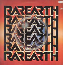 RARE EARTH S/t LP VINYL 9 Track (pdl2007) Sleeve Has Deletion Cut And Sticker