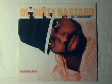 "OL' DIRTY BASTARD feat. KELIS Got your money 12""GERMANY WU-TANG CLAN LIKE NEW!!!"
