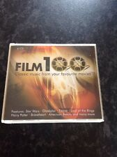 Film 100 - Classic Music From The Movies Six Disc Boxed Set
