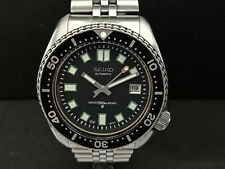 SEIKO DIVER 6309-7290 6105 APOCALYPES MOD AUTOMATIC MENS WATCH 7N4662