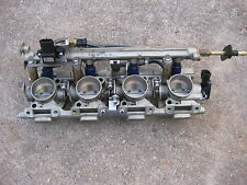 2002 Yamaha FX140 fx 140 mr1 mr-1 fuel gas line harness bodies injectors rail