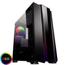 Jeu PC Ordinateur Bureau Intel Quad Core i5 16GB RAM 1TB Windows 10 2GB GT710