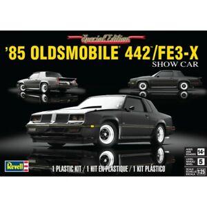 Revell Monogram 1/25 '85 Oldsmobile 442/FE3-X Show Car # 85-4446