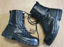 Magnum Elite Shield CT CP WP Safety Black Leather Vibram Boots Size 7 UK #535