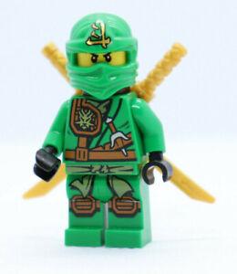 Lloyd -Jungle Knee Pads 70749 Tournament Element Ninjago LEGO® Minifigure Figure