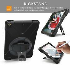 iPad Air 2 Case BRAECNstock Heavy Duty Black