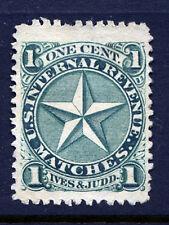 Bigjake: RO119d, 1 cent Ives & Judd, Match & Medicine