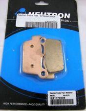 Neutron Rear Brake Pad Sintered YZ125 YZ250 YZ250F YZ450F