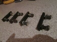 TRIUMPH SPITFIRE/GT6/VITESSE/HERALD WISHBONE TO CHASSIS MOUNTING BOLTS & PLATES