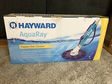 Hayward AquaRay Above Ground Pool Flapper Disc Suction Cleaner (DV1000)