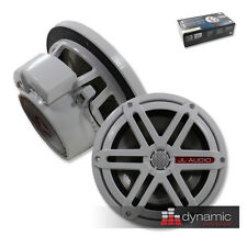 """JL AUDIO M770-TCX-SG-WH Marine Boat 7.7"""" Tower Coaxial Speakers 2-Way 175W New"""