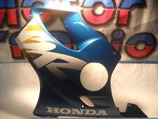 Fiancata carena sinistra Cover Fairing left OEM Honda CBR600F 99 64450 MBW 600ZC