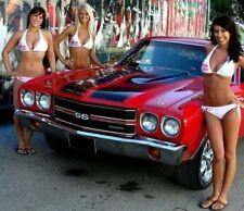 SS Classic Chevy 1970 Chevelle 1 Chevrolet Built 24 Sport Car 25 454 V 8 Model