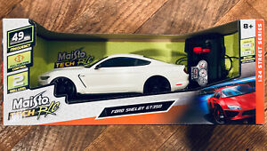 Maisto Tech RC  Ford Mustang Shelby GT350 Radio Controlled 1/24 Street Series