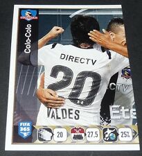 237 COLO-COLO PART 1 CHILE CHILI PANINI FOOTBALL FIFA 365 2015