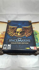 Warhammer 40,000 Space Marine Collectors Edition for PC, 2011 Relic THS