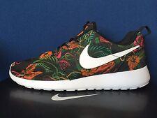 Nike Rosherun FLORAL Print sz 9 Multicolor Roshe Run One hawaii roshe Tropi
