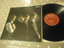RARE UK VINYL LP EX+ THE ROLLING STONES RED DECCA LK4605 GREAT AUDIO 1964 1ST