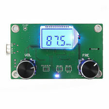 Digital FM 87-108MHz DSP&PLL LCD Stereo Radio Receiver Module + Serial Control