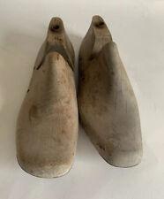 Wood Shoe Inserts Vintage