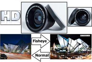 New Super Wide HD Fisheye Lens for Samsung NX200 NX-200