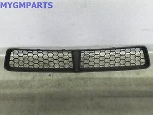 Pontiac GM OEM 2009 G8 Front Bumper-Lower Bottom Grille Grill 92213351