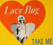"GEORGE JONES ""LOVE BUG"" MUSICOR MM2088 cheesecake cvr, record is in poor shape"
