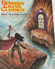 DCC Dungeon Crawl Classic - Regelbuch Softcover Englisch / rule book English