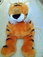 "22"" Cuddle Factory Orange Striped Tiger Plush Stuffed Toy Animal"