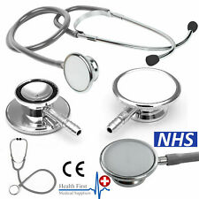 Pro Stethoscope Dual Head Medical EMT Professional Cardiology Doctor Nurse Aid