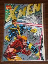 X-MEN #1 VOL2 MARVEL COMICS COVER E OCTOBER 1991
