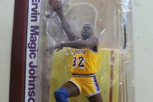 """MAGIC"" JOHNSON, NBA LEGENDS 5, HARDWOOD CLASSICS, CHASE MCFARLANE, L A LAKERS"