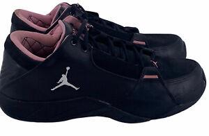 2006 Nike Air Jordan 23-Black/Pink 314840-004 Basketball Shoes Size 13 RARE!