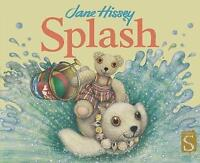 Splash (Old Bear) by Hissey, Jane, Good Used Book (Paperback) FREE & FAST Delive