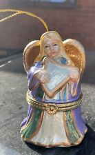 More details for mr christmas angel music box ornament