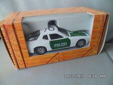 PORSCHE 924 POLIZEI 1975 NOREV 1/43 I17