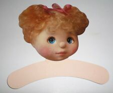 Mattel My Child 1985 Doll Clothes Head Hanger from Box Vintage FUN