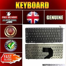 Laptop Keyboard UK Layout for HP PAVILION G6-1200SA Black