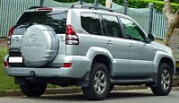 TOYOTA LANDCRUISER PRADO 120 125 SERIES 2002-2009 WORKSHOP REPAIR MANUAL  CD