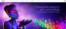F&F Proxi Bulb LED RGBW E27 Light Beleuchtung Licht Bluetooth Sender Smart Home