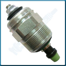 Genuine Denso 24V Solenoid with 2 O'Rings (096010-0700,096030-0080)